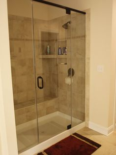 Bathroom Showers Design, Pictures, Remodel, Decor and Ideas - page 14
