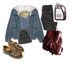 """""""Untitled #59"""" by madcannibal on Polyvore featuring MANGO, Dr. Martens, Prada and Etro"""