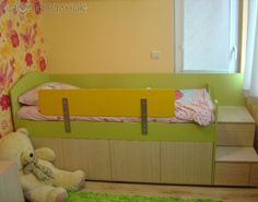 good idea for children bed