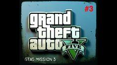 GTA 5 MIssion #3 Complications Gameplay Walkthrough