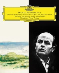 FERENC FRICSAY Dvorák, Smetana, Liszt (Blu-ray Audio) - Deutsche Grammophon