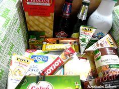 #Degustabox, la box che ti offre ogni mese una selezione di prodotti da provare ad un prezzo inferiore alla somma di quello dei singoli articoli. Se ti abboni puoi usufruire di un ulteriore risparmio e sei libero di interrompere gli invii quando vuoi ma puoi decidere anche di acquistare singole box quando ti va. http://farneticazioniculinarie.blogspot.it/2015/11/degustabox-la-box-con-gusto.html