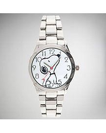 Peanuts Snoopy Bracelet Watch