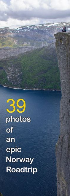 39 amazing Norway pics from an epic Norway roadtrip!
