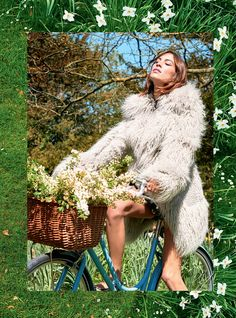 Alexa Chung by David Slijper for Harper's Bazaar UK July 2015 - Stella McCartney