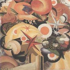 "Julius Evola, ""Mazzo di fiori"" (""Bunch of flowers""), 1918"