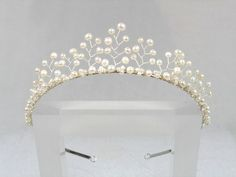 Tiaras - affordable, high quality handmade wedding and prom tiaras