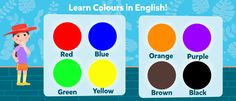 Kids ages 2-10 can learn English for free! Learn English For Free, Age, Colours, Learning, Logos, Kids, Young Children, Boys, Studying