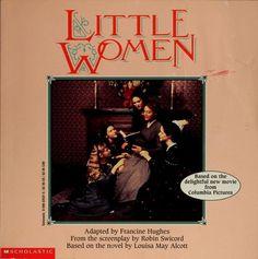 Little women by Francine Hughes, 32 pgs