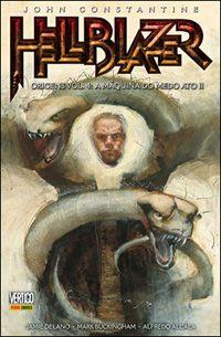 Hellblazer Origens: Newcastle e a máquina do medo Ato II - Vol. 4 (2014)