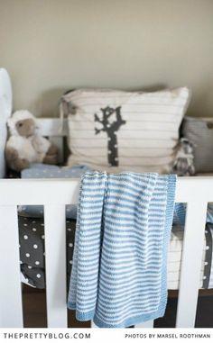 Baby boy nursery | Photography: Yolandé Marx + Claudia de Nobrega