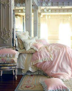 Dicas de decoração feminina e elegante: tapetes Aubusson