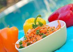 Carrot Bulgar Salad