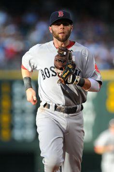 dustin pedroia | Dustin Pedroia, 2B - Boston Red Sox (#15)