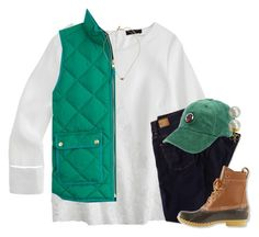 """""""CONTEST! READ D!"""" by preppy-southern-gals ❤ liked on Polyvore featuring J.Crew, Kate Spade, American Eagle Outfitters, Lab, L.L.Bean, Majorica and 5setsofthanksgiving"""