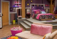 icarly icarly bedroom and gummy bears on pinterest