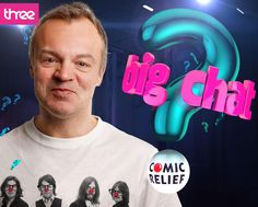 Graham Norton Is Set To Break The Talk Show Record For Comic Relief