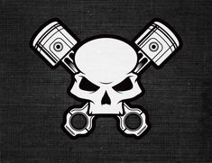 The skull and crossed pistons mark is a popular adaption of the tradition skull and crossbones symbol and is commonly seen in motorcycle culture, amongst other. Follow this Adobe Illustrator tutorial to create your own underground skull & crossed pistons graphic. We'll start with a simple sketch, then build up the detail using a range …