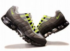 Online Shop for Nike Air Max 95 360 Hybrid Grey/Neon Shoes as nike air shoes sale cheap nike air shoes is designed most beautiful, is the best choice for you. Nike shoes sale cheap.Nike shoes authentic is cheap in Nike shoes sale america.
