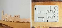 organic wooden animal puzzle from woodroid