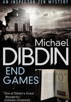 'End Games' by Michael Dibdin [click on cover for sample]