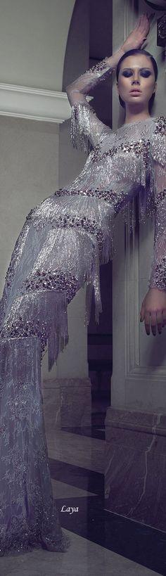 "CHARBEL KARAM Couture""Midnight Lust"" S/S 2015"