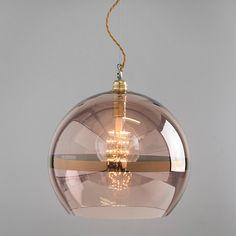 John lewis copper light