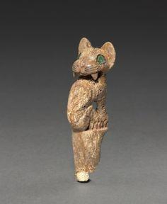 Handle of a Throwing Stick, c. 700-900 Peru, South Coast,  Tiahuanaco 400-1000