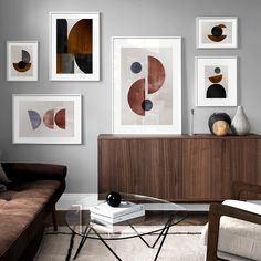 Modern Minimalist Abstract Geometry Nordic Posters And Prints Wall Art Canvas Painting Wall Pictures For Living Room Home Decor Living Room Decor Unique, Rooms Home Decor, Minimalist Living, Modern Minimalist, Living Room Pictures, Wall Pictures, Painting Pictures, Canvas Wall Art, Wall Art Prints