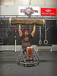 Cadeirantes em Foco: Wheelchair CrossFit