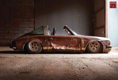 PORSCHE 911  Rat Rod