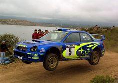 2001 - Richard Burns (Subaru Impreza 2001) ~ Gone but Not Forgotten~