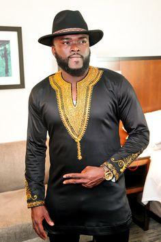 Porter africains des hommes motifs Africanisants par SuccesSexy