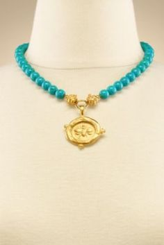 Bee-utiful Necklace - Necklaces, Jewelry | Soft Surroundings