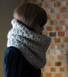 The Honeycomb Cowl in Wheat by SweetEdge on Etsy, $55.00