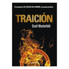 """Si te gustaron """"los juegos del Hambre"""" no te lo puedes perder... Sinopsis del libro: http://dondeloslibrostelleven.blogspot.com.es/2013/03/resena-traicion-scott-westerfeld.html"""