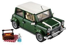 The new Lego Mini Cooper is another must buy set. Total awesomeness!!!