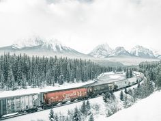 Canada by nicholasdyee Easily the most quintessentially Canadian photo Ive ever taken. Morants Curve Alberta.