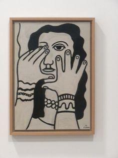 Musée Fernand Léger à Biot.