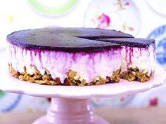 Blaubeeren – fruchtige Rezepte zum Blaumachen - philadelphia-cheesecake