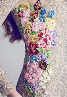 Gallery.ru / Фото #24 - Вышивка на одежде и не только - mika-ok
