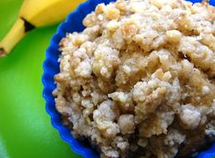 "Coffee Shop Banana Streusel Muffins Another pinner said: ""Absolutely the BEST banana muffin recipe I have EVER made! Best Banana Muffin Recipe, Muffin Recipes, Best Banana Muffins Ever, Moist Banana Muffins, Coffee Muffins, Breakfast Muffins, Köstliche Desserts, Delicious Desserts, Yummy Food"
