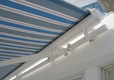 Fully protecting the fabric when the awning is retracted, the Eclipse SC is ideal for roof mount applications and other exposed retractable awning applications.