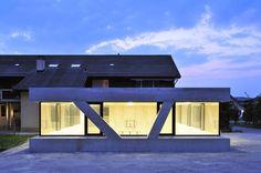 L3P Architekten, Sabrina Scheja · Sport Hall Annex Landheim Brüttisellen