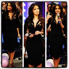 Rocsi Diaz love this dress