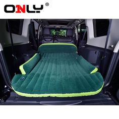 OnlyTM SUV Dedicated Car Mobile Cushion Air Bed. How awesome would this be for camping?