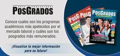 Guía Profesional PosGrados | Especializaciones, Maestrías y Doctorados