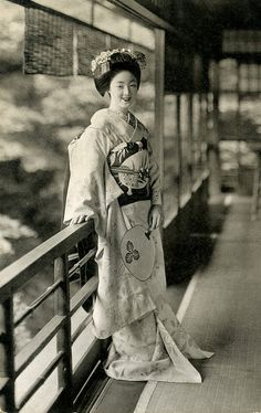 Geisha 1930 | Recent Photos The Commons Getty Collection Galleries World Map App ...