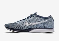 03e6a705797f Nike Flyknit Racer Blue Tint Release Date Nike Free Runs