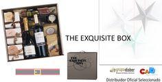 · The Exquisite Box Distribuidor Oficial Seleccionado (Grupo Disber). Pedidos => agutquiros@yahoo.es
